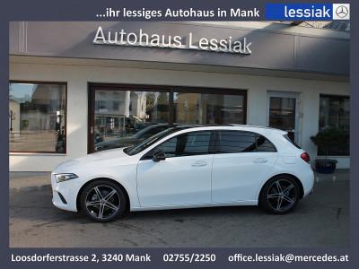 Mercedes-Benz A 180 d Aut. bei Neu-, Vorführ- und Gebrauchtfahrzeuge | Mercedes Lessiak  in 3240 Mank (Niederösterreich)