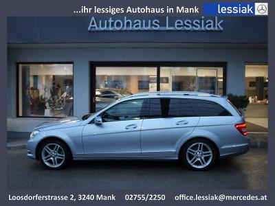 Mercedes-Benz C 200 T CDI Avantgarde Aut. | Navi | ILS | Garantie bis 3/2020 bei BM || Mercedes Lessiak in 3240 Mank (Niederösterreich)