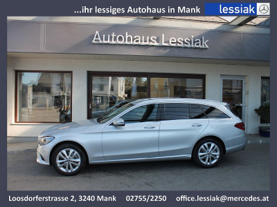 Mercedes-Benz C 220 d T 4MATIC Avantgarde Aut. bei BM || Mercedes Lessiak in 3240 Mank (Niederösterreich)