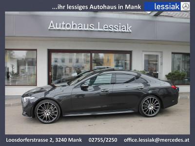 Mercedes-Benz CLS 350 d 4MATIC Aut. bei BM || Mercedes Lessiak in 3240 Mank (Niederösterreich)