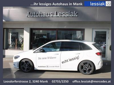 Mercedes-Benz B 180 d | AMG | Panorama | Keyless | Night | Memory | 360° Kamera bei BM || Mercedes Lessiak in 3240 Mank (Niederösterreich)